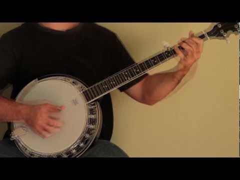 "Mumford and Sons ""The Banjolin Song"" Banjo Lesson (With Tab)"