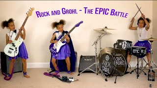 Rock and Grohl - The EPIC Battle - Original Song by Nandi Bushell