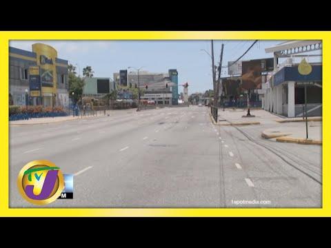 Enforcement of Weekend Lockdown | TVJ News