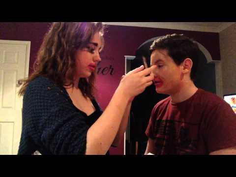 Makeup Tag!   Totally Wild