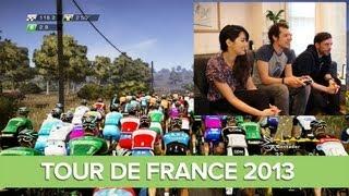 Tour de France 2013 Gameplay - Let