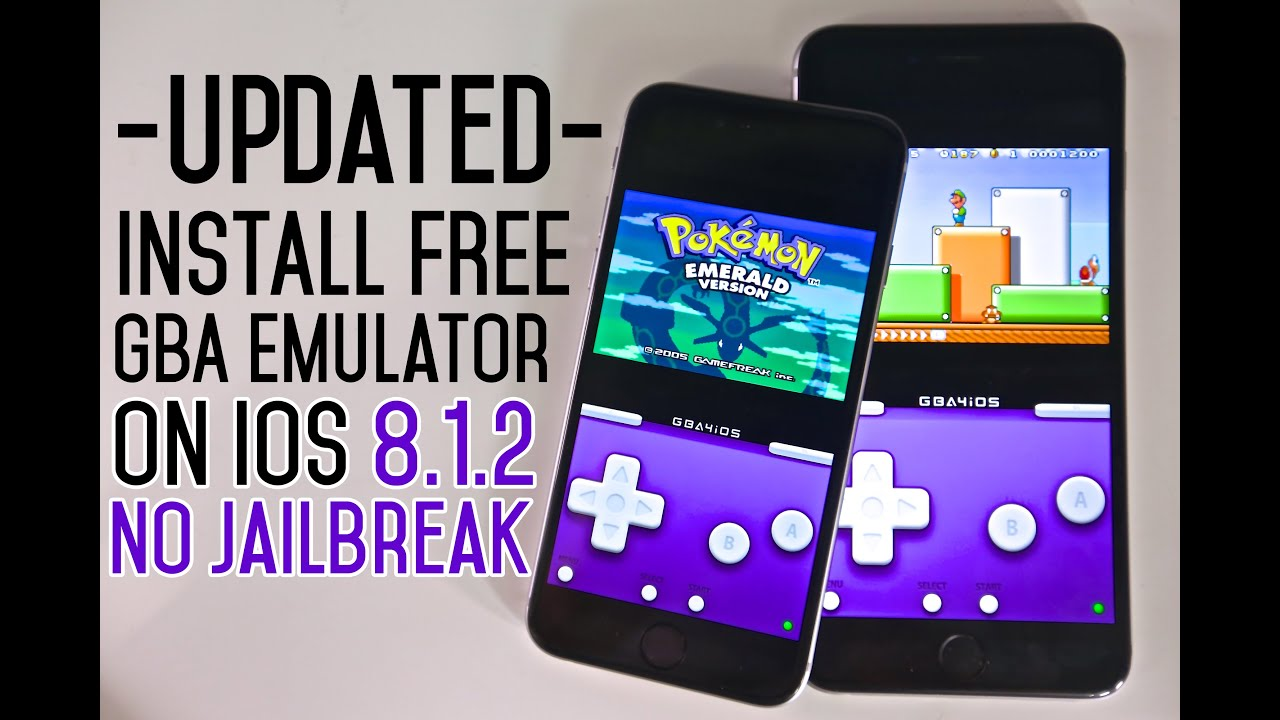 how to download no gba emulator for free