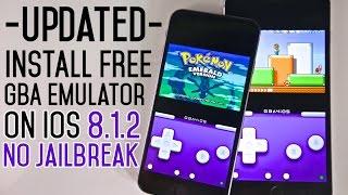 IOS OS | IOS | How To Install GBA Emulator & Games FREE on iOS 8.1.2 & 8.1.1 - GBA4iOS NO Jailbreak