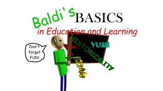 Math (Beta Mix) - Baldi's Basics in Education and Learning