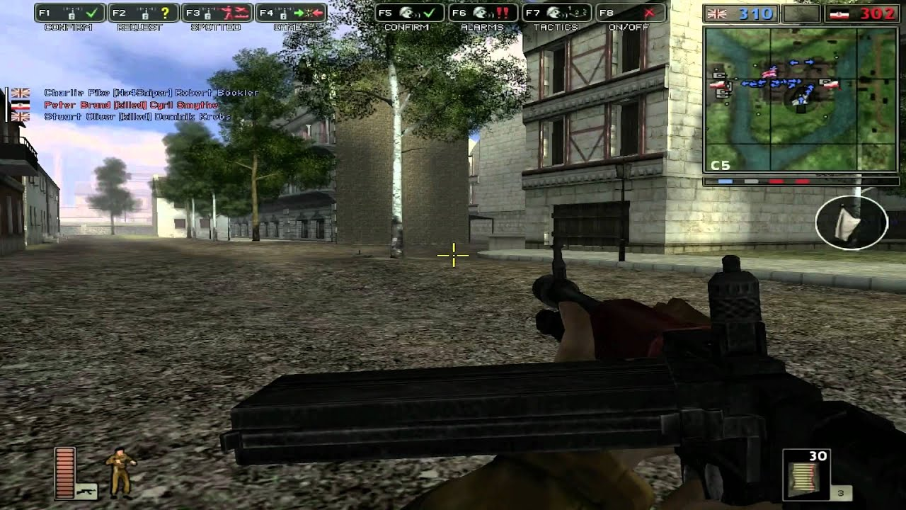 BATTLEFIELD 1942 SECRET TÉLÉCHARGER ARSENAL