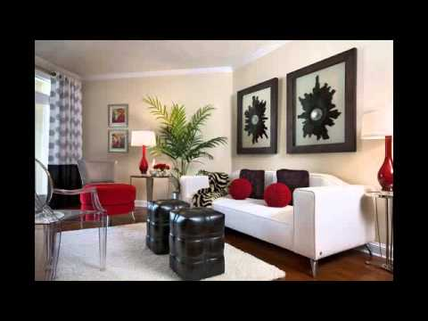 L shaped living room interiors interior design 2015 youtube for V shaped living room