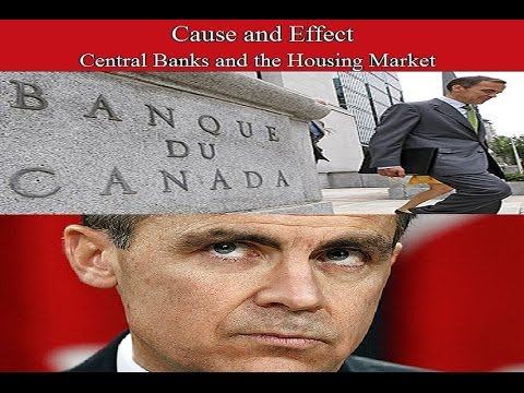 Cause and Effect - Central Banks and the Housing Market