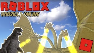 Roblox Godzilla Online   Ah Shoot Here We Go Again   GO IS BACK!