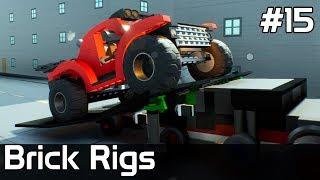 Brick Rigs PL [#15] STUNT Wyścig w MIEŚCIE /z Plaga