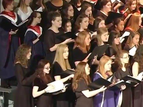 St. Louis Suburban Honors Choirs-9/10 & 11th/12th Grades-2015