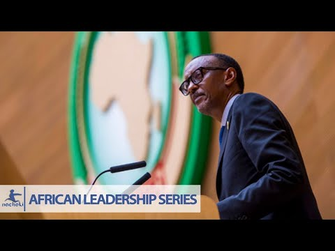 President Kagame Ambitious Acceptance Speech as African Union Head