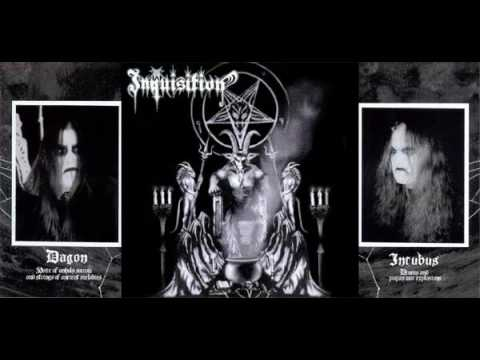 Inquisition - Invoking The Majestic Throne Of Satan ...