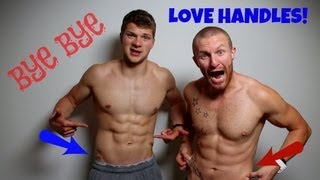 LOSE YOUR LOVE HANDLES (REVERSE LADDERS)