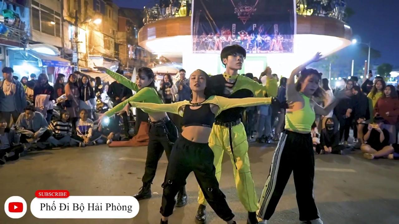 Tiết mục 11 - Kpop Random Dance Tổ chức bởi Mixkill Dance Team - Phố Đi Bộ Hải Phòng