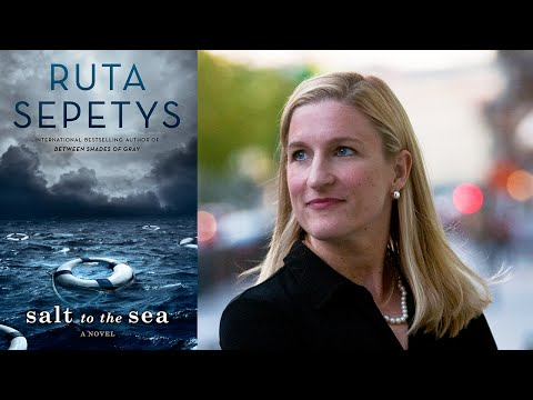 Ruta Sepetys on Salt to the Sea | 2016 L.A. Times Festival of Books