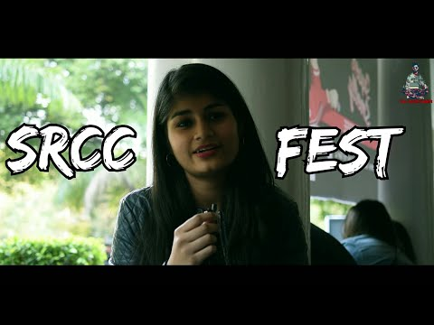 SRCC fest 2019 crossroads | Life at SRCC | Shri ram college of commerce