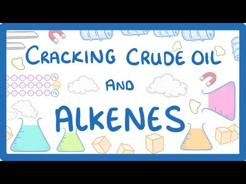 GCSE Chemistry - Cracking Crude Oil & Alkenes #46