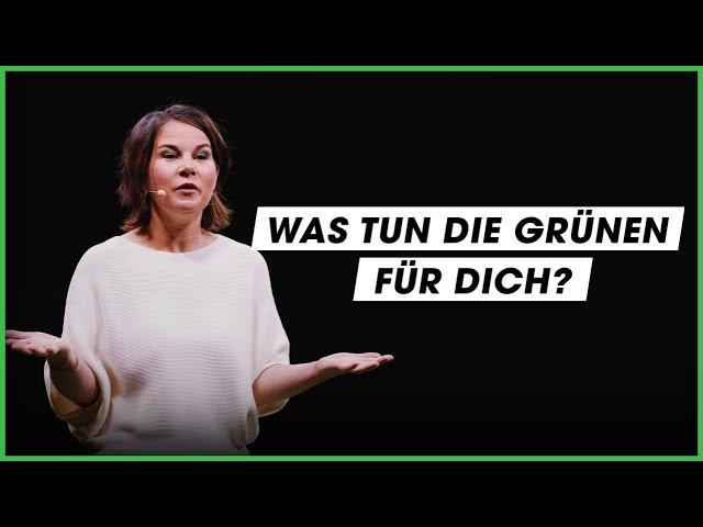 Grünen-Wahlprogramm: Das wollen sie für Menschen unter 30