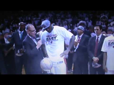 The Miami Heat Are The 2012-2013 Eastern Conference Champions