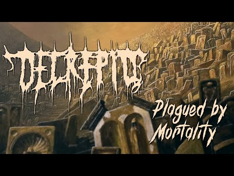 DECREPID - Plagued by Mortality (Official Lyric-Video) [2020]
