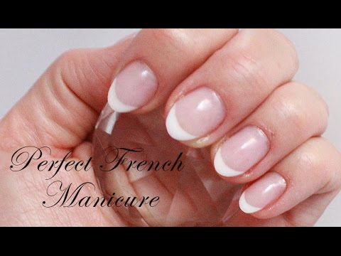 Perfect French Manicure Bena