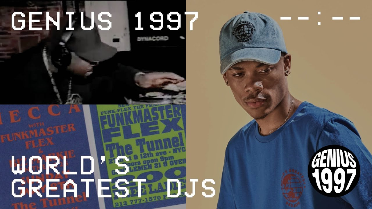 Worlds greatest deejays the genius 1997 collection youtube worlds greatest deejays the genius 1997 collection malvernweather Image collections