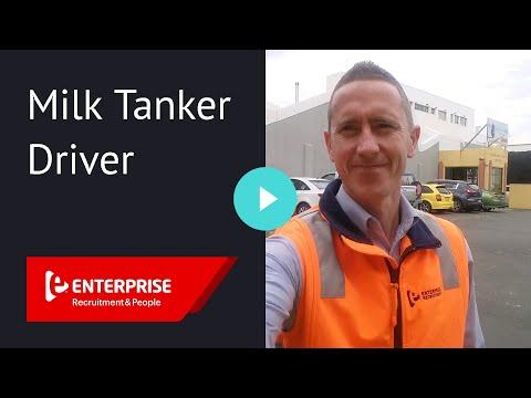 Milk Tanker Driver