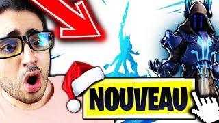 """🔴MAJ ENFIN LE NOUVEAU MODE  """"UNE ÉPÉE DIGNE D'UN ROI"""" Sur Fortnite Battle Royale !!"""