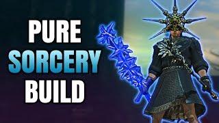 Dark Souls Remastered - Pure Sorcery Build (PvP/PvE) - OP Intelligence/Dexterity Build