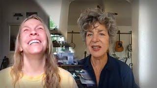 Rickie Lee Jones - Conversation with my friend Teresa Tudury (1)