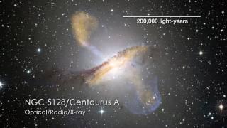 NASA | Radio Telescopes Capture Best-Ever Snapshot of a Black Hole