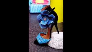 L'aviye: ankara shoes and bags, African print shoes and bags, clutch purse & high heel shoes Thumbnail