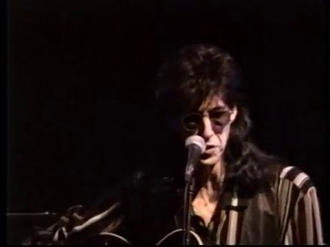 Ric Ocasek  Just What I Needed Acoustic