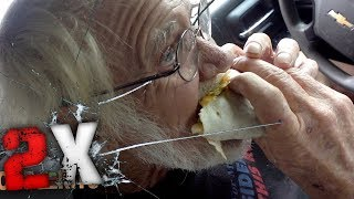 Angry Grandpa - The Burger King Whopperito! 2X SPEED UP VERSION