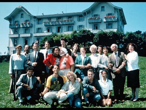 Alpské lyceum  Lycee Alpin  Alpen Internat  1992 TV serie