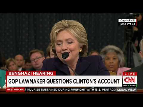 Jim Jordan traps Hillary Clinton on blaming video for Benghazi attack when she knew it was planned