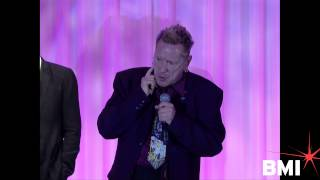 John Lydon Accepts the 2013 BMI Icon Award (extended cut)