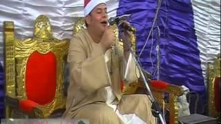 الشيخ محمود القزاز يطلق قذائف الهاون فى سماء مدينة المحلة الكبرى فى ختام ولا أروع