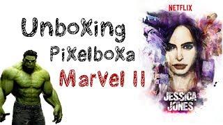 Pixelbox Marvel II - Kwiecień 2018