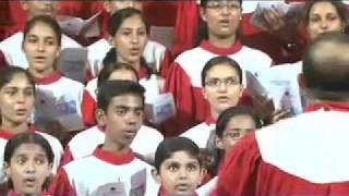 Malayalam carol unni esu pirannu (V C Cherian 2011) by Jerusalem Mar Thoma church Choir, Kottayam