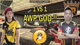 Download lagu BY1 LAWAN NEXTJACKS AWP GOD - Point Blank Indonesia