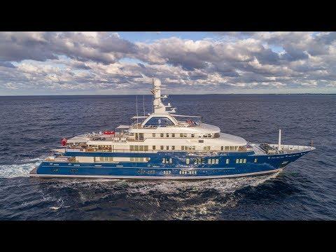 "Mega Yacht ""Bella Vita"" 248' Lurssen Super Yacht"