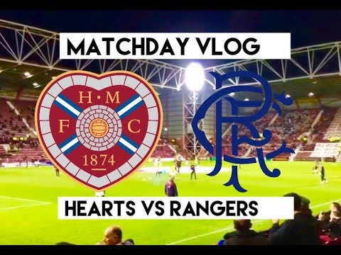 maroon masterclass hearts vs rangers matchday vlog