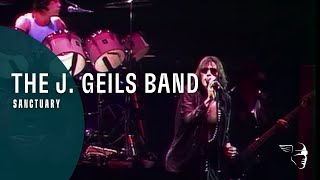 The J. Geils Band - Sanctuary (House Party Live In Germany)