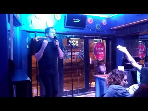 """Karaoke : The Sister of Mercy's """"The Corrosion"""" by Evan"""