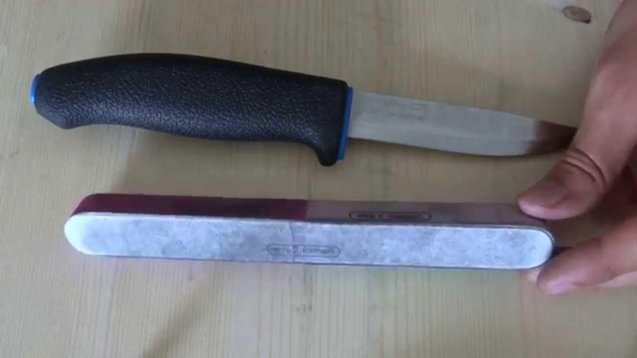 Extrem Messer ohne Schleifstein schärfen - 12 Alternativen für Zuhause VB25