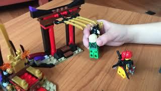 레고 닌자고 70651 닌자고 왕좌의 대결 놀이