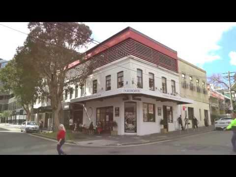 Ourobus Cafe Surrey Hills