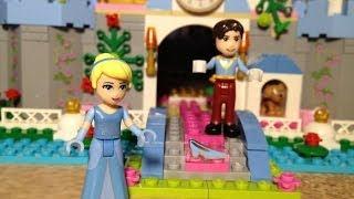 Cinderella Lego  Disney Princess 41055 Cinderella's Romantic Castle Playset