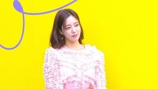 [4K직캠] '서울패션위크' 티아라(T-ARA) 함은정, 핑크하면 함은정(191016)